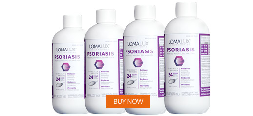 A full recommended psoriasis treatment course with free shipping